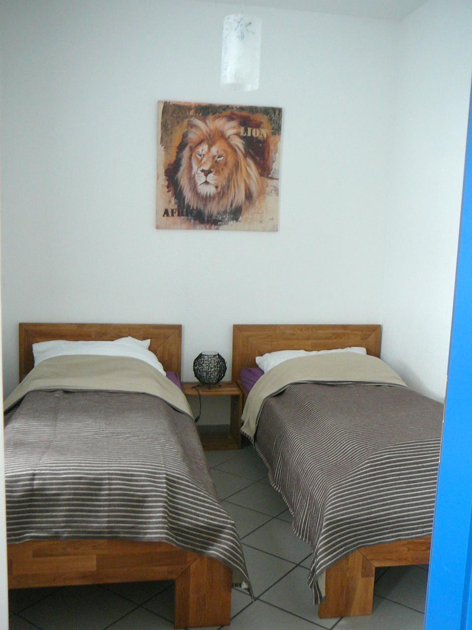 Ferienwohnung-Waldshut-Schlafzimmer