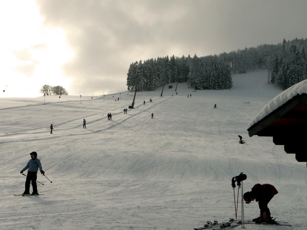 Skigebiet Bernau